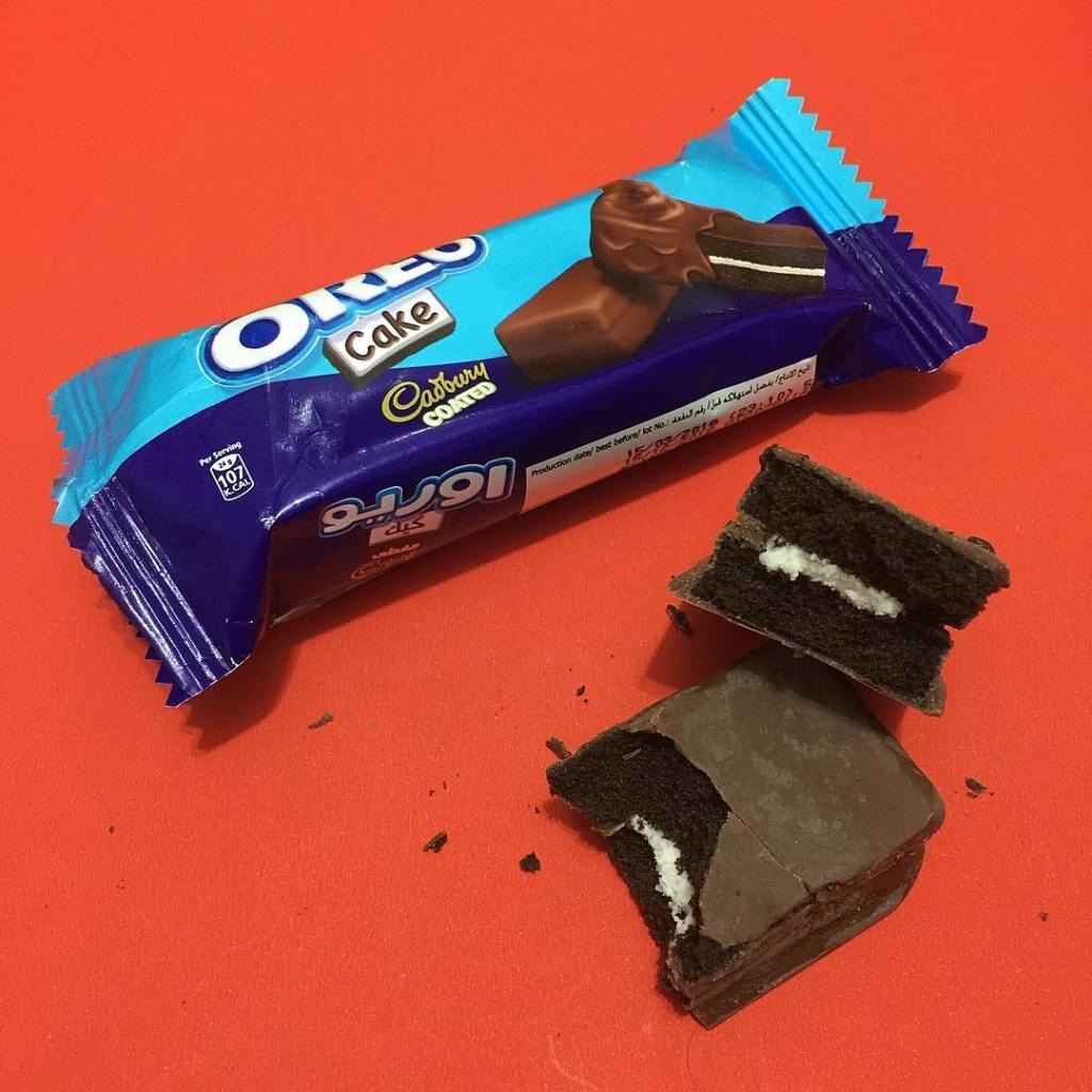 Oreo Cake Cadbury Coated - @ExperimentaIsso